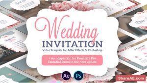 Videohive Wedding Invitation Template Videohive Wedding Invitation Free after Effects