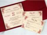 Vietnamese and English Wedding Invitation Template Bilingual English and Vietnamese Tradition by