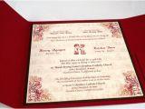 Vietnamese and English Wedding Invitation Template Bilingual English and Vietnamese Tradition Wedding Invitations
