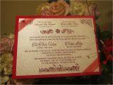 Vietnamese and English Wedding Invitation Template Vietnamese Invitation Wedding Ideas Unique Wedding