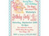 Vintage 1st Birthday Party Invitations Vintage Baby S First Birthday Party Invitation
