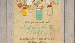 Vintage Birthday Invitation Template 40 Adult Birthday Invitation Templates Psd Ai Word