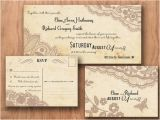 Vintage Wedding Invitation Template Printable Vintage Wedding Invitations by Designedwithamore