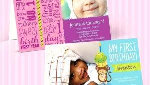Walgreens 1st Birthday Invites Walgreens Birthday Invites Feat Print Invitations Fresh