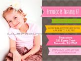 Walgreens Photo Birthday Invitations Birthday Invites Example Design Birthday