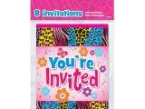 Walmart Customized Birthday Invitations Party Invitations Walmart