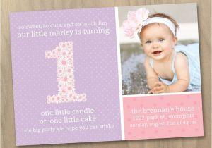 Walmart Party Invitations Photo Birthday Party First Birthday Invitations Card