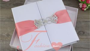 Wedding Invitation Boxes Cheap Silk Boxes for Invitations wholesale Cheap Wedding