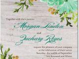 Wedding Invitation Designs Green 22 Amazing Greenery Botanical Wedding Invitations