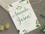 Wedding Invitation Designs Green Photoshop Tutorial How to Create A Wedding Invitation