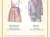 Wedding Invitation Dress Code Wording From Tacky to Classy the Rebellious Brides
