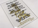 Wedding Invitation Engraved On Glass Etched Glass Nameplates Etched Glass Signs Blocks Plaques