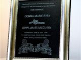 Wedding Invitation Engraved On Glass Exclusive Wedding Gift Ideas Weddings for Less Blog