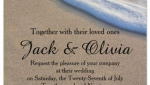 Wedding Invitation Template Beach 26 Beach Wedding Invitation Templates Psd Ai Word