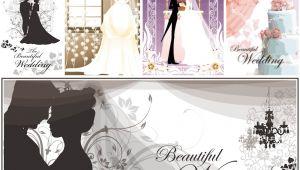 Wedding Invitation Template Bride and Groom Wedding Vector Graphics Blog Page 9