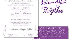 Wedding Invitation Template Cdr Wedding Invitation Template Wedding Invitation Template