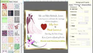 Wedding Invitation Template Creator Wedding Invitations Creator Sunshinebizsolutions Com