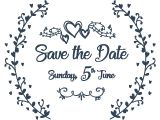 Wedding Invitation Template Png Save the Date Wedding Invitation ornaments Save the Date