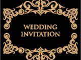 Wedding Invitation Template Png Wedding Invitation Label 2 Transparent Png Svg Vector