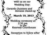 Wedding Invitation Template Png Wedding Invitation Template Clip Art at Clker Com Vector