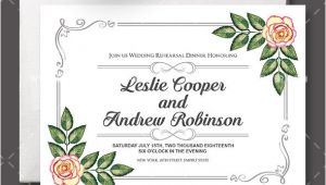 Wedding Invitation Template Psd 75 Free Must Have Wedding Templates for Designers