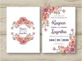Wedding Invitation Template Vector Free Download Wedding Card Vectors Photos and Psd Files Free Download