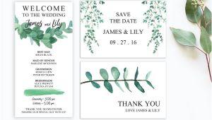 Wedding Invitation Template Watercolor 27 Watercolor Wedding Invitations Free Premium Templates