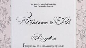 Wedding Invitation Templates Download Photoshop Awesome Photoshop Wedding Invitation Templates Psd Free