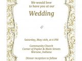 Wedding Invitation Templet Wedding Invitation Template Wedding Invitation Template