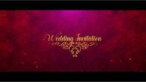 Wedding Invitation Video Template Free Download after Effects Royal Wedding Invitation In after Effects Youtube