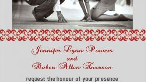 Wedding Invitation with Photos Of Couples Free Be Born Of A Couple Photo Wedding Invitations Iwp015