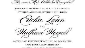 Wedding Invitation Wording Divorced Parents Of Bride Wedding Invitation Wording Divorced Parents Of Bride