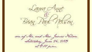 Wedding Invitations Catholic Wording Samples Catholic Wedding Invitation Wording Reference Wedding