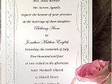 Wedding Invitations Catholic Wording Samples Catholic Wedding Invitation Wording Roman Portrait Simpl