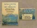 Wedding Invitations Charleston Sc Charleston Wedding Invitations Vtw Nifty Printables