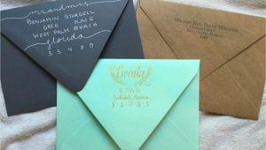 Wedding Invitations Etiquette Addressing Envelopes Etiquette Rules Addressing Envelopes