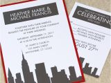 Wedding Invitations In Nyc New York City Destination Wedding Invitations A Central