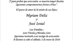 Wedding Invitations In Spanish Wording Samples Spanish Wedding Invitation Wording theruntime Com