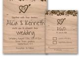 Wedding Invitations with Rsvp and Reception Cards Rustic Chic Wedding Invite Unique Wedding Reception