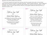 Wedding Invitations Wording Samples From Bride and Groom Wedding Invitation Wording From Bride and Groom Template