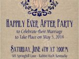 Wedding Party Invitations after Getting Married 25 Best Ideas About Reception Invitations On Pinterest