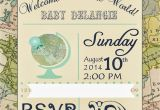 """Welcome to the World Baby Shower Invitations My """"wel E to the World"""" Baby Shower Pretty Real"""