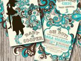 Western Baby Shower Invites Cowboy Baby Shower Thank Image
