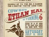Western Party Invitation Wording 25 Best Ideas About Cowboy Party Invitations On Pinterest