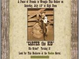 Western theme Party Invitation Template 11 Best Images About Western On Pinterest Country Fair