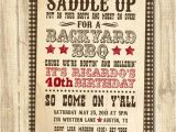 Western theme Party Invitation Template Western themed Birthday Western Invitation Western theme