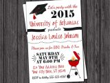 What to Put On A Graduation Party Invitation College Graduation Party Invitations Party Invitations
