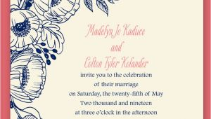 What to Say On Wedding Invitations What Not to Say On Your Wedding Invitation Ann 39 S Bridal
