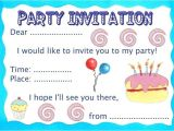 What to Write In A Birthday Party Invitation Birthday Party Invitation Rooftop Post Printables