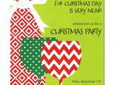 What to Write On A Christmas Party Invitation Christmas Open House Invitations Christmas Open House